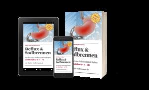 Reflux Sodbrennen - Das Buch