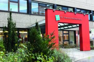 St. Vincenz Krankenhaus in Menden